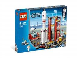 LEGO City Centrum kosmiczne 3368