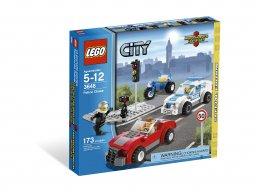LEGO City Police Chase 3648