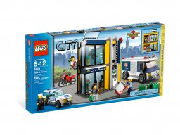 LEGO 3661 Bank & Money Transfer