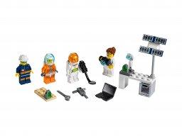 LEGO City Zestaw minifigurek - LEGO® City 2019 40345