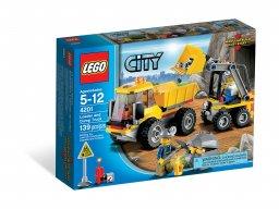 LEGO 4201 City Ładowarka z wywrotką