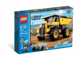 LEGO City Ciężarówka górnicza 4202
