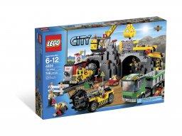 LEGO 4204 City Kopalnia