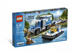 LEGO City Off-road Command Center 4205
