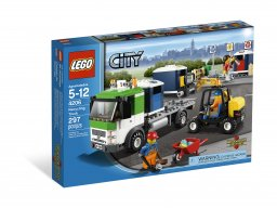 LEGO 4206 City Recycling Truck
