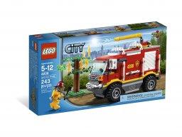 LEGO City Terenowy wóz strażacki 4208