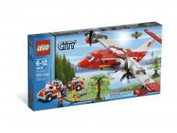 LEGO 4209 City Samolot strażacki