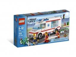 LEGO 4431 City Karetka