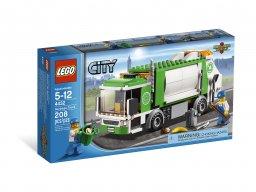 LEGO 4432 City Śmieciarka