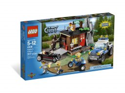 LEGO City 4438 Robbers' Hideout
