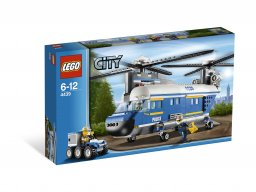 LEGO 4439 Helikopter transportowy