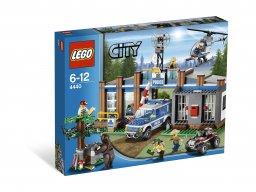 LEGO 4440 Leśny posterunek policji