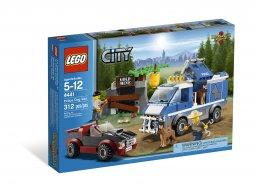 LEGO 4441 Samochód dla psów policyjnych