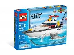 LEGO City Jacht motorowy