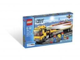 LEGO City 4643 Transporter motorówek