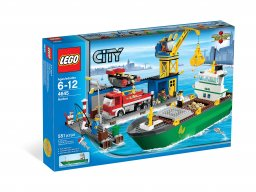 LEGO 4645 Port
