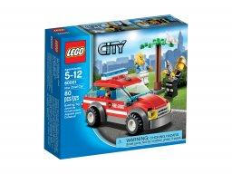 Lego 60001 City Samochód komendanta straży pożarnej