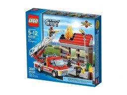 LEGO 60003 City Alarm pożarowy