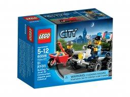 LEGO 60006 Quad policyjny