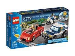 Lego 60007 City Superszybki pościg