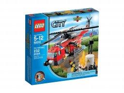LEGO City Helikopter strażacki 60010