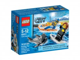 LEGO City 60011 Na ratunek surferowi