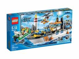 LEGO City Patrol straży przybrzeżnej 60014