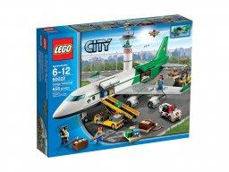 LEGO City 60022 Terminal towarowy