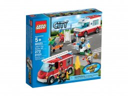 LEGO City Zestaw startowy