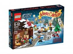 LEGO City 60024 Kalendarz adwentowy