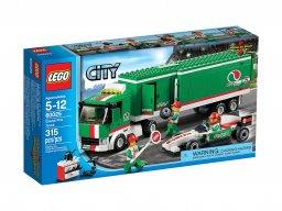 Lego City Ciężarówka ekipy wyścigowej 60025