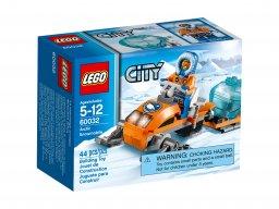 LEGO 60032 Arktyczny skuter śnieżny