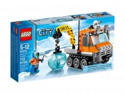LEGO 60033 City Arktyczny łazik lodowy