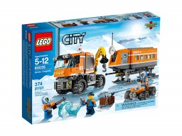 LEGO 60035 City Mobilna jednostka arktyczna