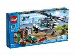 LEGO City Helikopter zwiadowczy