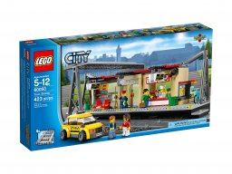 LEGO 60050 City Dworzec kolejowy