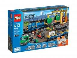 LEGO 60052 City Pociąg towarowy