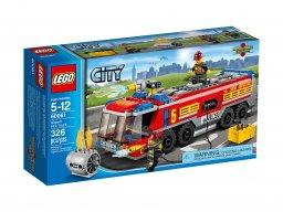 LEGO 60061 Lotniskowy wóz strażacki