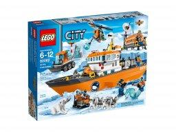 LEGO City 60062 Arktyczny lodołamacz