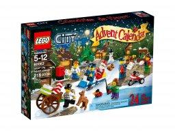 LEGO City 60063 Kalendarz adwentowy