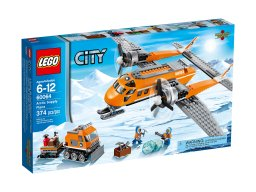 LEGO 60064 City Arctic Supply Plane