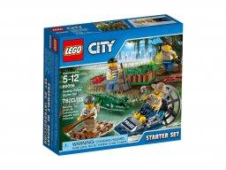 LEGO City Policja z bagien - zestaw startowy 60066