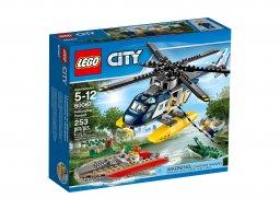 LEGO 60067 City Pościg śmigłowcem