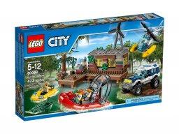 LEGO 60068 Kryjówka rabusiów