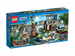 LEGO 60069 City Posterunek policji z bagien