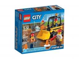 LEGO City 60072 Wyburzanie - zestaw startowy