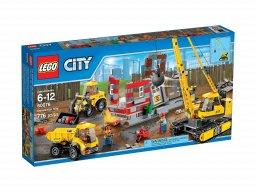 LEGO City 60076 Rozbiórka