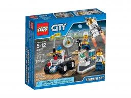 LEGO City Kosmos - zestaw startowy 60077