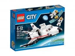 LEGO City Miniprom kosmiczny 60078