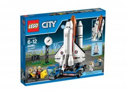 LEGO City 60080 Port kosmiczny